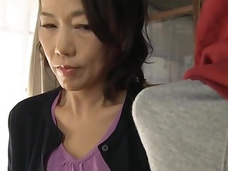 Japanese mom erection young gentleman attention sexual connection